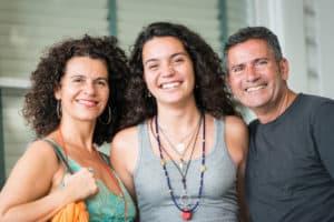 family-three-happy